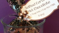 Pairing the Salted Caramel Hot Chocolate Mix with a cute, etched mug makes a great gift!